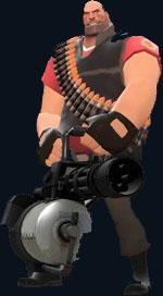 Пулеметчик (Heavy)