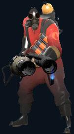Поджигатель (Pyro)