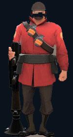 Солдат (Soldier)